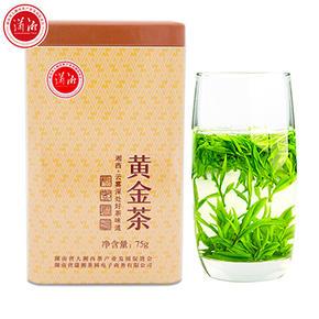 2020年明前特级新茶叶 湖南保靖黄金茶毛尖茶叶75g