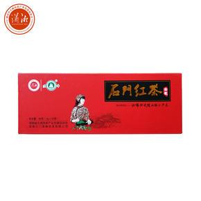 石门红茶 渫峰茶业 96g红茶礼盒