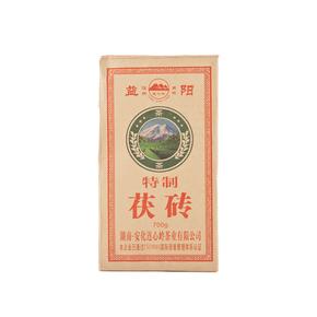 特制茯砖 益阳 连心岭 700g 边销茶