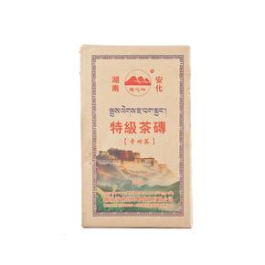湖南安化青砖茶 特制茶砖 350g