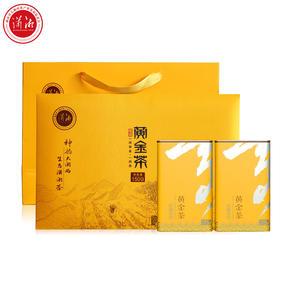 2020年正宗明前特级保靖黄金茶 绿茶茶叶礼盒装150g